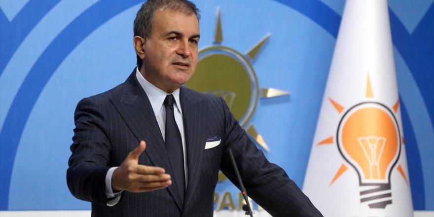 Ak Parti Sözcüsü Çelik: Her İki Parti De Cumhur İttifakı Konusunda Hassastır