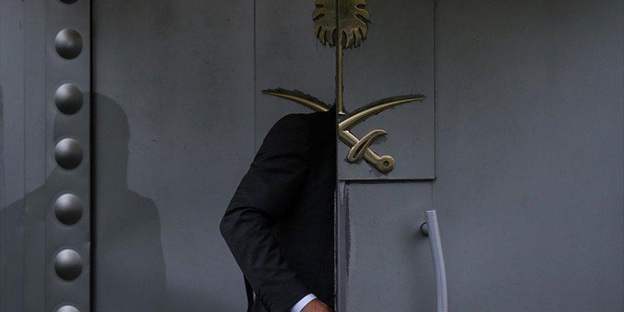 Nyt'den 'Kaşıkçı Olayında 5 Suudi Şüphelinin Kimliği Tespit Edildi' İddiası