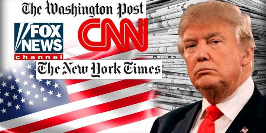 Amerikan Medyasında Trump'a Kaşıkçı Markajı