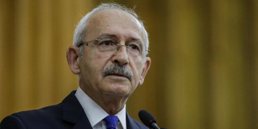 Chp Genel Başkanı Kılıçdaroğlu'ndan Ara Güler Mesajı
