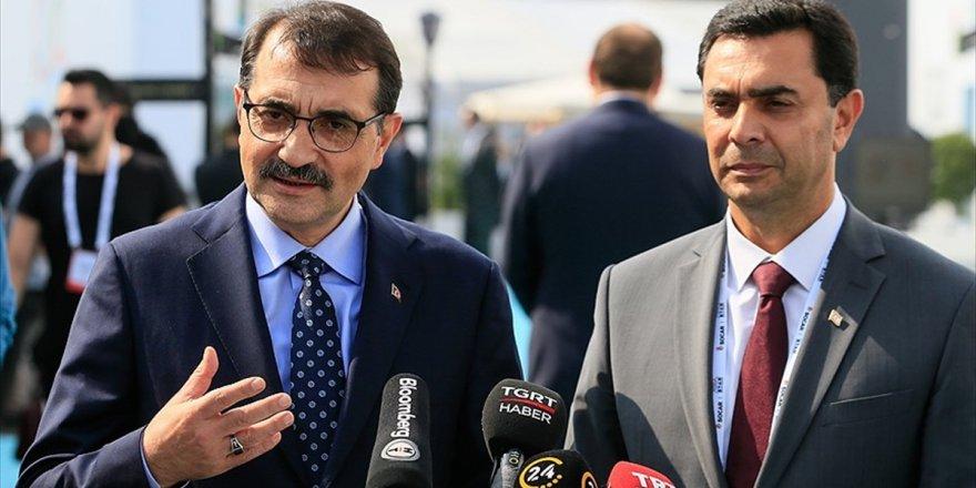 Enerji Ve Tabii Kaynaklar Bakanı Dönmez: Barbaros Hayreddin Paşa Görevlerine Devam Edecek