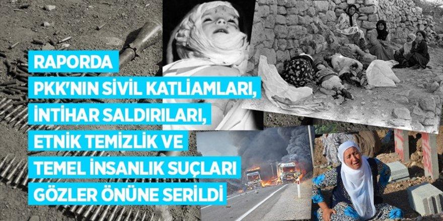 İnsanlığa Ve Demokrasiye Terör Tehdidi: Pkk Örneği Raporu