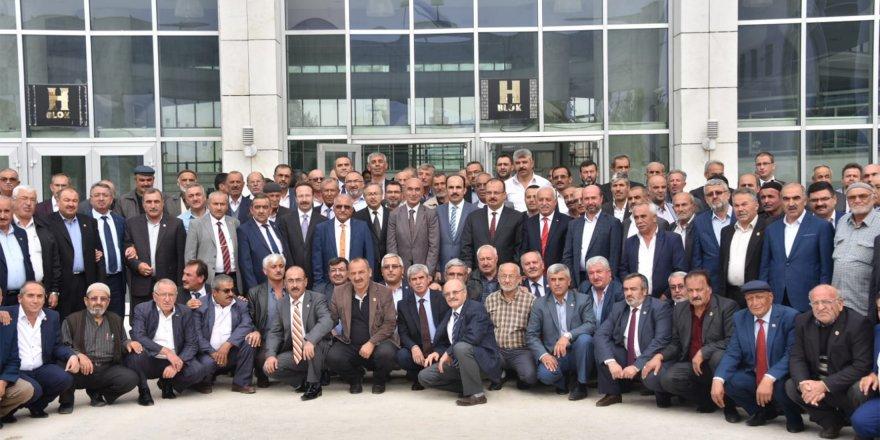 Başkan Altay: Yönetim Anlayışımızda Muhtarlarımızın Yeri Ayrı