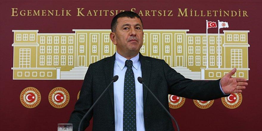 Chp Genel Başkan Yardımcısı Ağbaba: Chp İş Bankası'ndan Delikli Kuruş Almamıştır