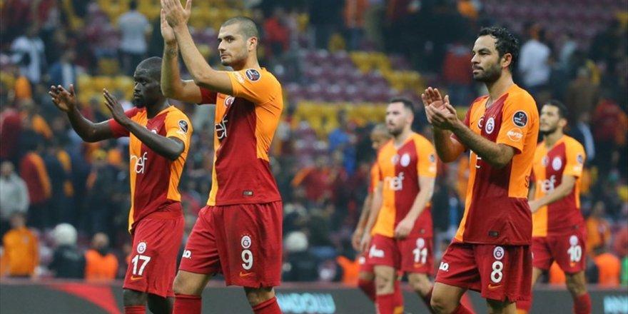 Galatasaray İlk Yarılarda Suskun