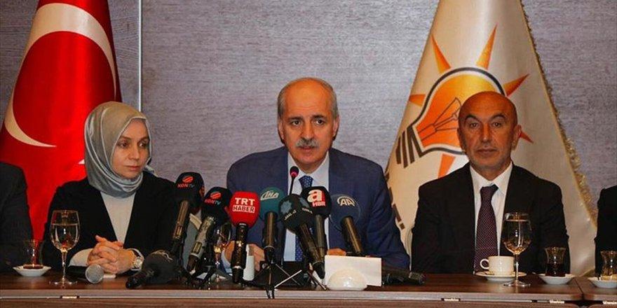 Ak Parti Genel Başkanvekili Kurtulmuş: Türkiye Bu İşin Arkasını Bırakmayacak