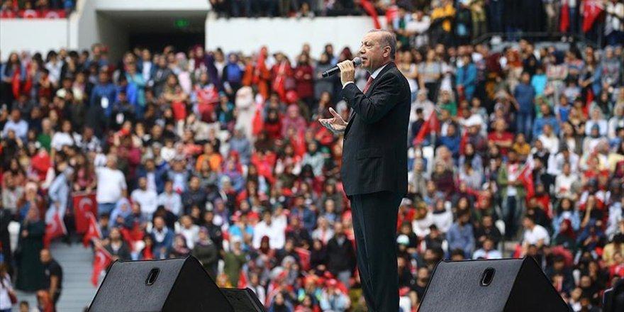 Cumhurbaşkanı Erdoğan: Etnik Ayrımcılık Yapan Karşısında Önce Bizi Bulur
