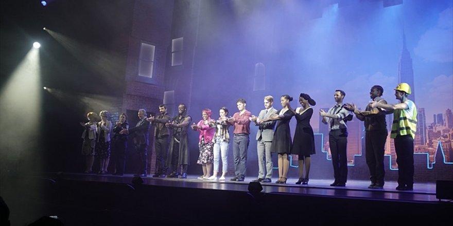 'Ghost The Musical' Zorlu Psm'de Sahnelendi