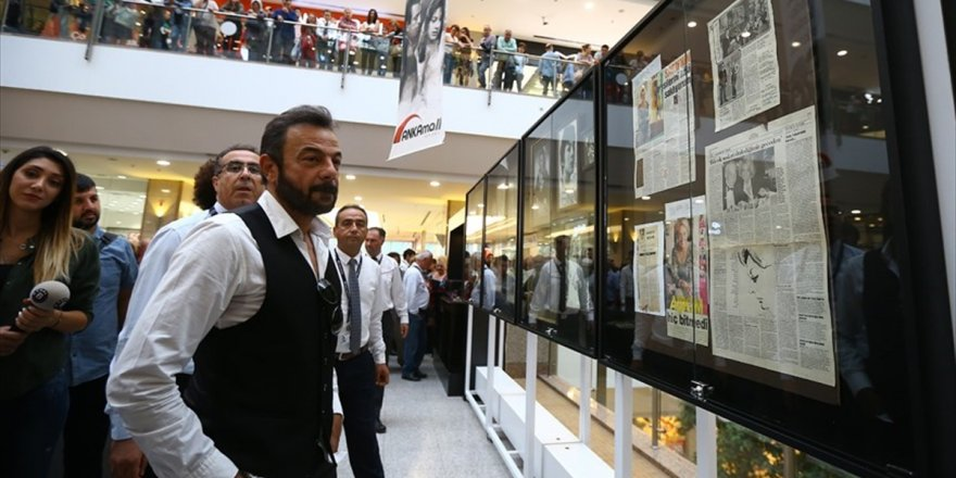 'Sadri Alışık Ve Çolpan İlhan' Sergisi Açıldı