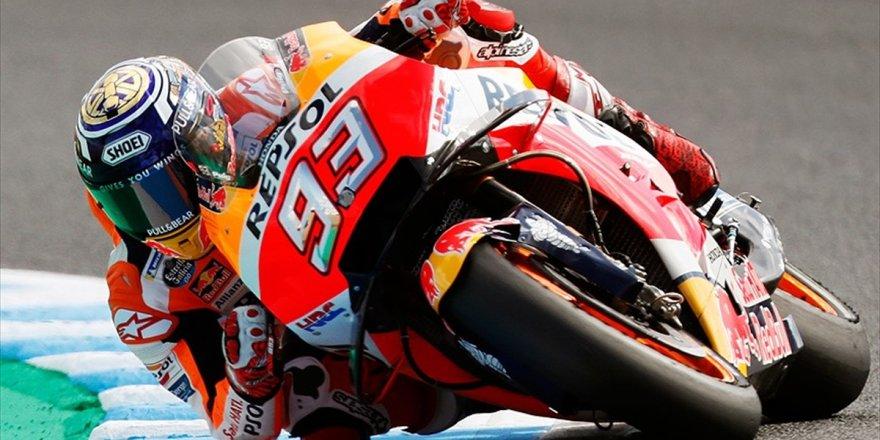 Marquez Japonya'da Şampiyonluğunu İlan Etti
