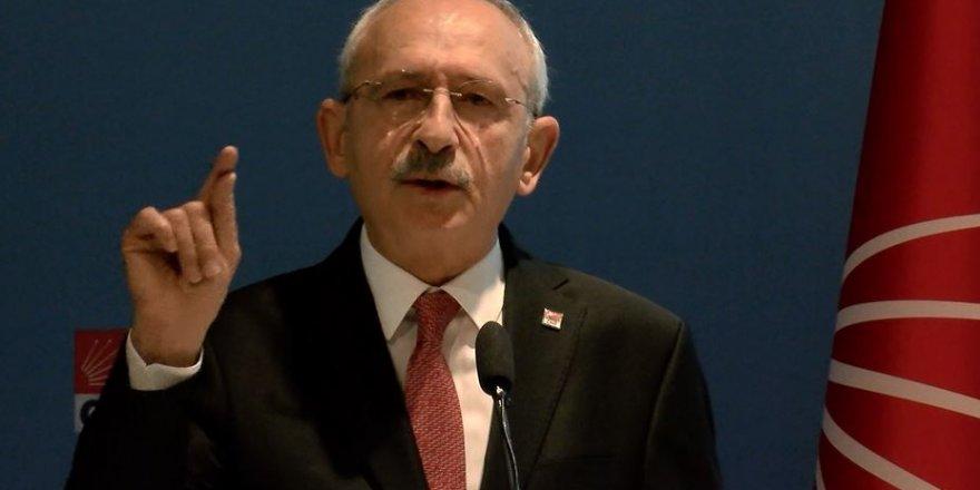 Kılıçdaroğlu: Bu ekonomiyi Kurtuluş Savaşı verecek hale kim getirdi?