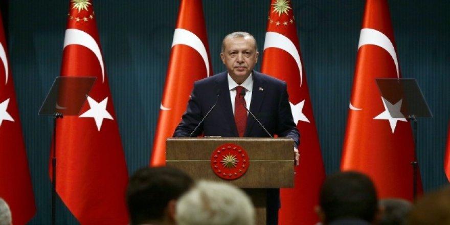 Erdoğan: 'CHP'yi kurtarmamız lazım'