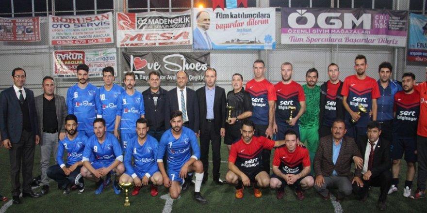 Beyşehir Belediyesi Göl Halı Saha Turnuvası