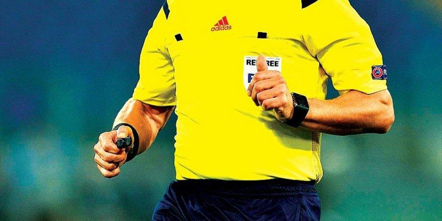 Galatasaray-schalke 04 Maçını Fransız Hakem Bastien Yönetecek