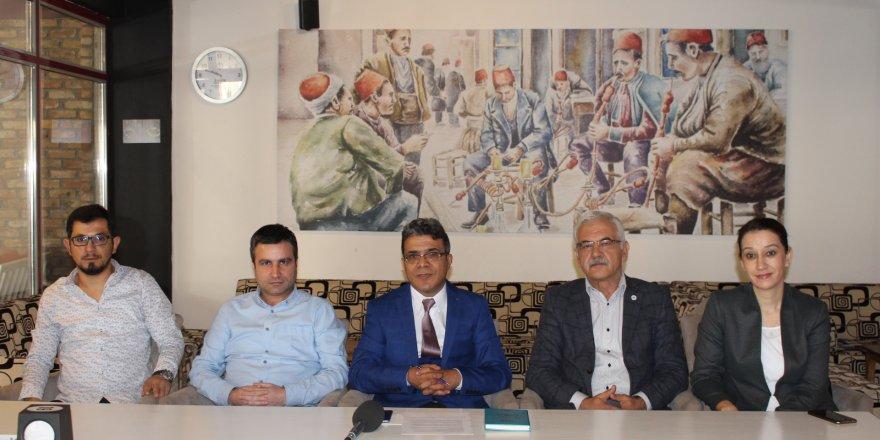 UİGAD tanıtım toplantısı yapıldı