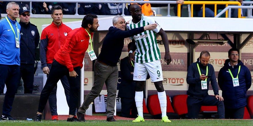 Konyaspor'da, teknik adam arayışı