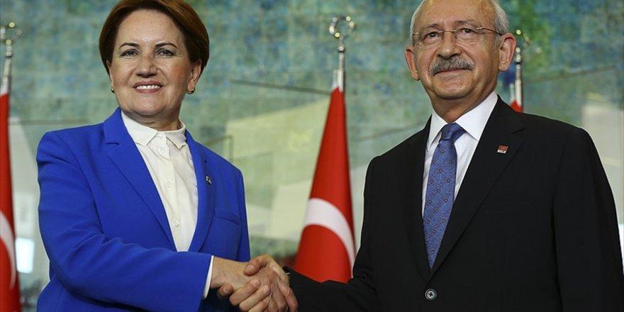 Kılıçdaroğlu, Akşener İle Görüşecek