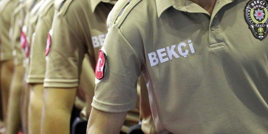 Emniyet Genel Müdürlüğüne 10 Bin Bekçi Kadrosu İhdas Edildi