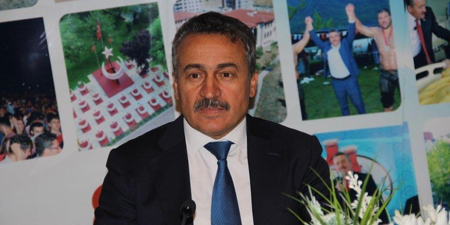 """Başkan Tutal: """"Seydişehir'de hizmet noktasında iddialıyız"""""""