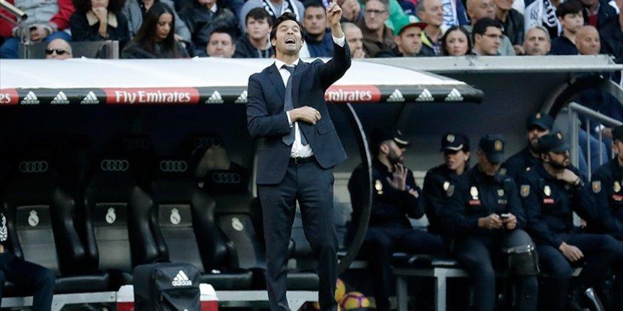 Real Madrid'de Solari Dönemi