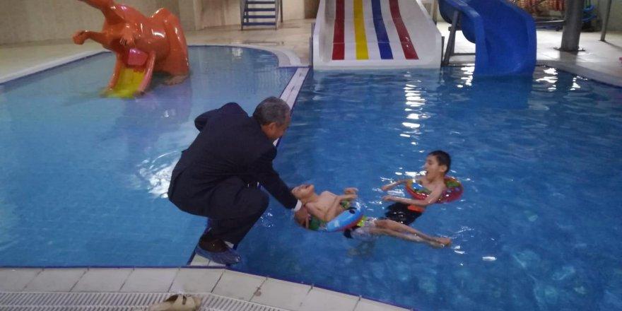 Akşehir Belediyesinden engelli vatandaşlar için bir hizmet daha