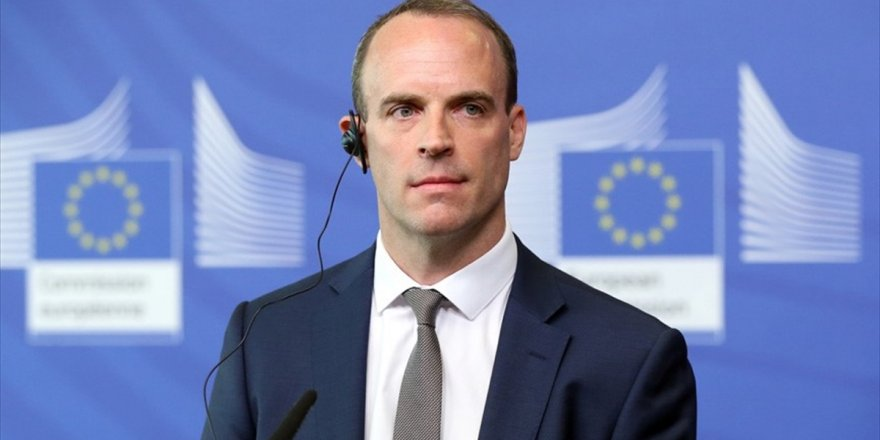 Brexit Bakanı Raab İstifa Etti