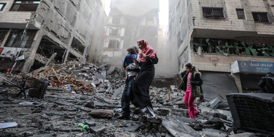 Kuruluşunun Üzerinden 30 Yıl Geçen Filistin'de Acı Dinmiyor