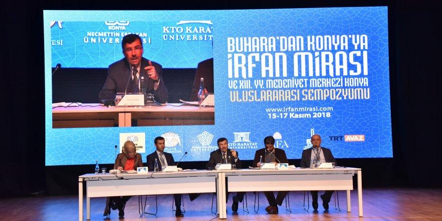 Buhara'dan Konya'ya İrfan Mirası
