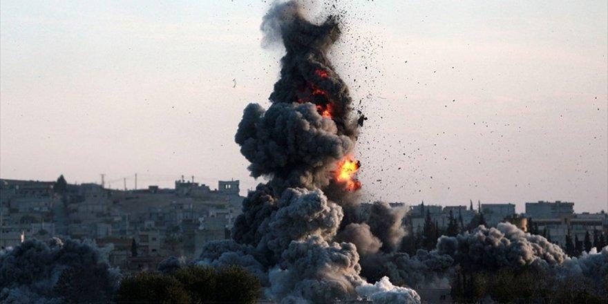 Abd Öncülüğündeki Koalisyon Deyrizor'u Vurdu: 17 Sivil Öldü