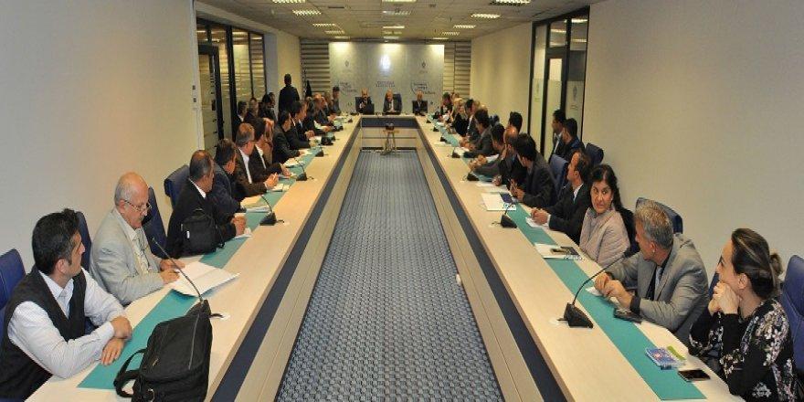 NEÜ Kalite Komisyonu Değerlendirme Toplantısı