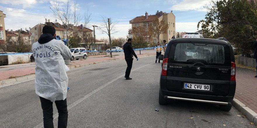 Bıçaklanarak öldürüldü, polis adım adım kan izi takip etti
