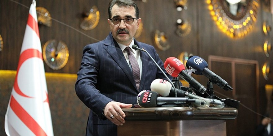 Enerji Ve Tabii Kaynaklar Bakanı Dönmez: Türkiye'nin Onay Vermediği Hiçbir Projeye İzin Vermeyeceğiz