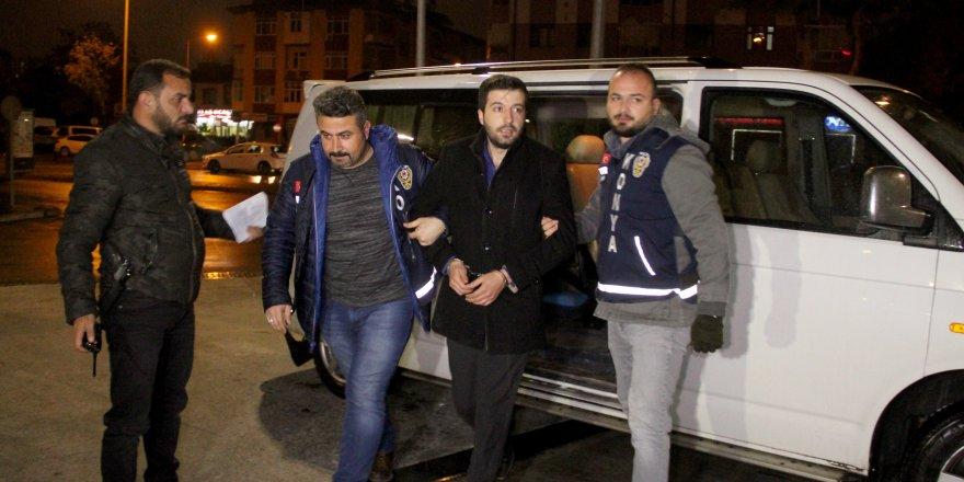 Konya'daki silahlı kavganın aranan zanlısı teslim oldu