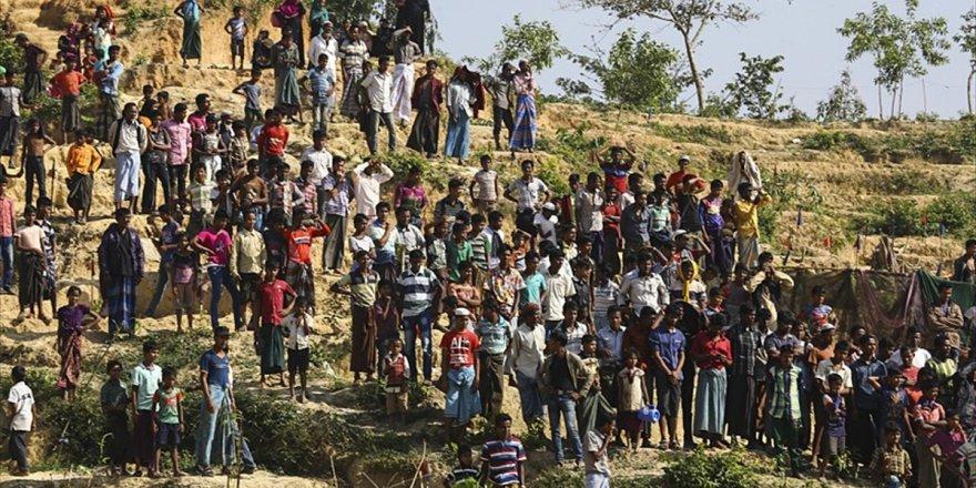 Unıcef Arakanlıların Geri Dönüşünden Kaygılı