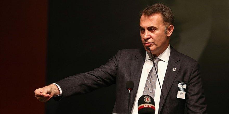 Beşiktaş Kulübü Başkanı Orman: Pusuya Yatmayın, Pusu Kalleşlerin İşidir