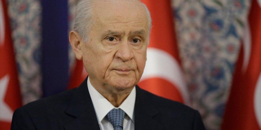 Mhp Genel Başkanı Bahçeli: Cemal Enginyurt'un Açıklamaları Mhp'yi Bağlamayacaktır