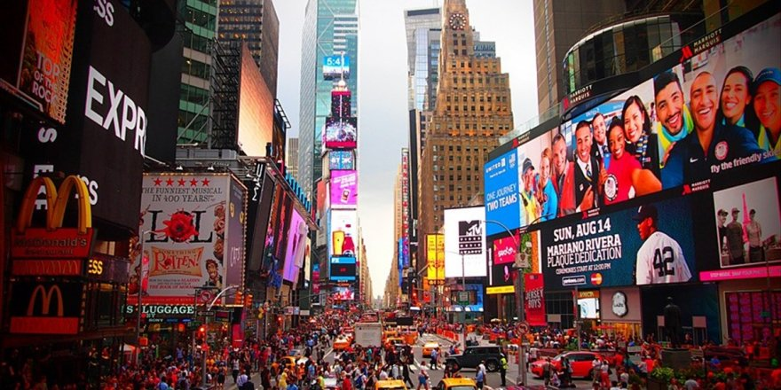 Abd'nin Dijital Reklam Yatırımları Yüzde 23 Arttı