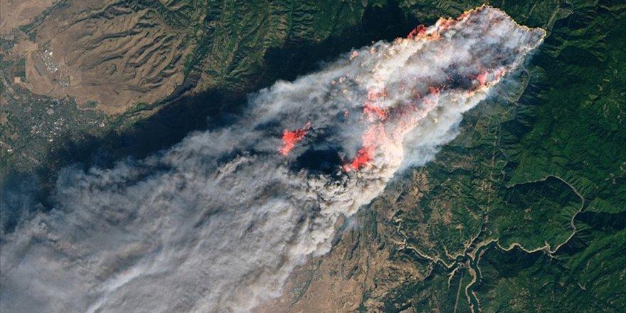 California'daki Yangınlarda Ölü Sayısı 76'ya Çıktı
