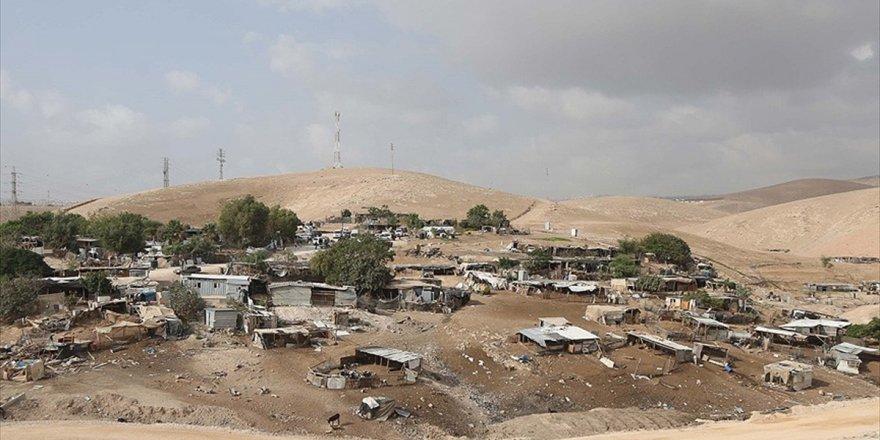 İsrail Dünya Gündemine Taşınan Filistin Köyünü Yıkmakta Israrlı