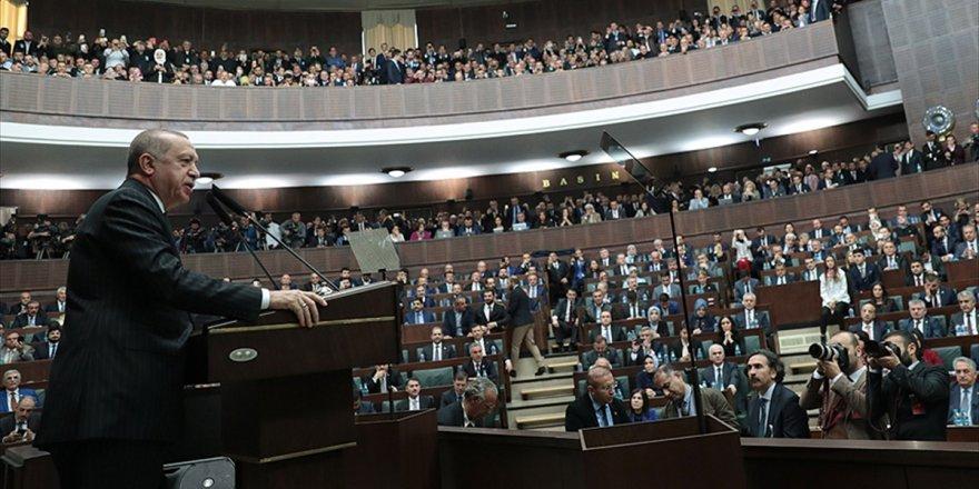 Cumhurbaşkanı Erdoğan: Aday Gösterilmedim Diye Sırtını Dönen Ak Parti'li Olamamıştır