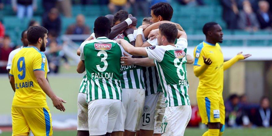 Konyasporlu 6 futbolcu, bedelli yapacak