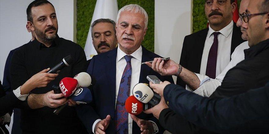 İyi Parti Genel Başkan Yardımcısı Aydın: Chp İle Temel İlkeler Konusunda Mutabakat Sağladık
