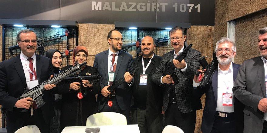 Konya'dan MÜSİAD EXPO'ya çıkarma