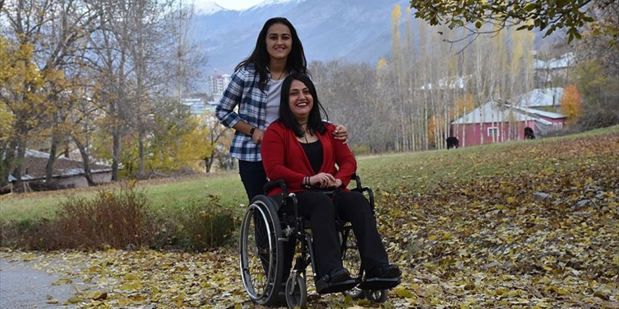 Sınırın Fedakar Öğretmeni Anne Duası Da Alıyor