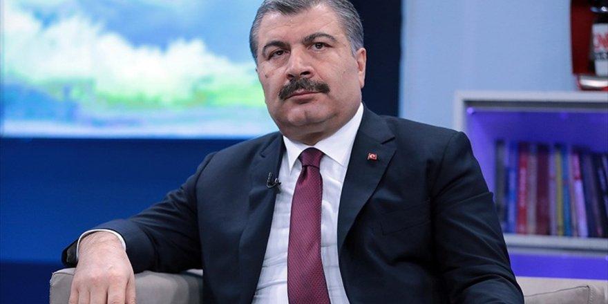 """Sağlık Bakanı Koca: """"17 Bin 689 Atama İle İlgili Hazırlıklarımızı Yaptık"""""""