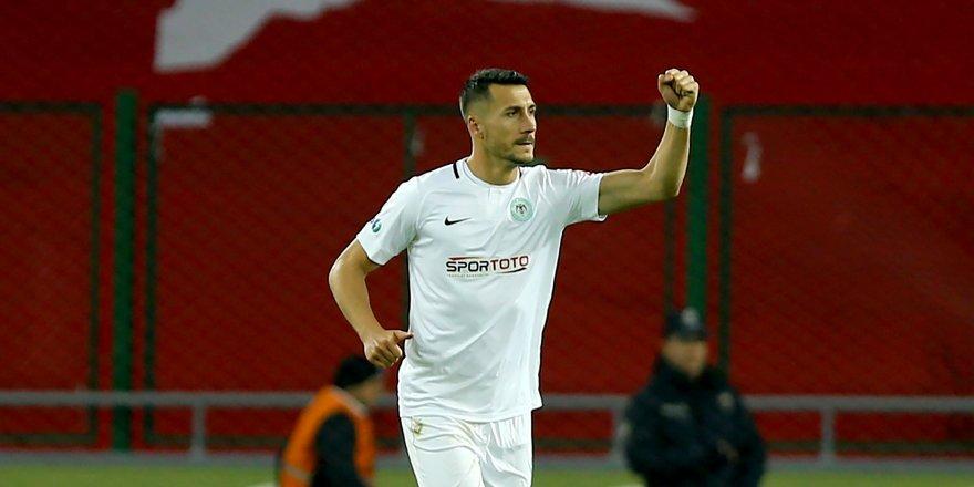 Adis Jahovic, 41 gün sonra sevindi