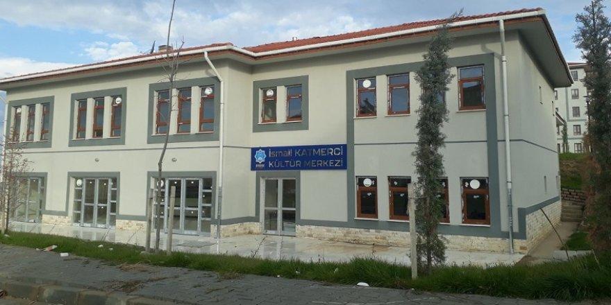 Beyşehir'in mahallelerinde kültür merkezi dönemi