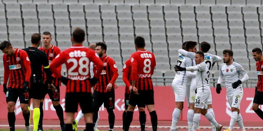 Akhisarspor Kupada Rahat Kazandı