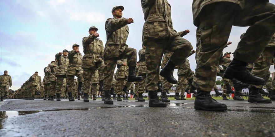 Akar Ve Komuta Kademesi Yeni Askerlik Sistemini Görüştü