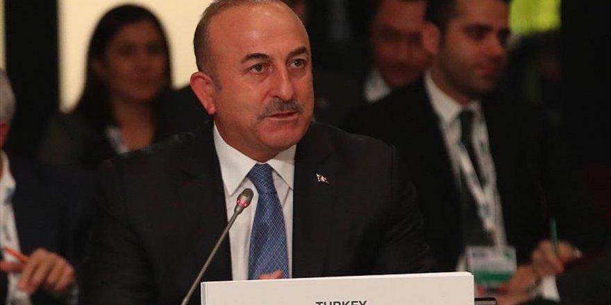 Dışişleri Bakanı Çavuşoğlu: Fetö İle Bağlantılı Kişiler Uluslararası Kurumları İstismar Ediyor